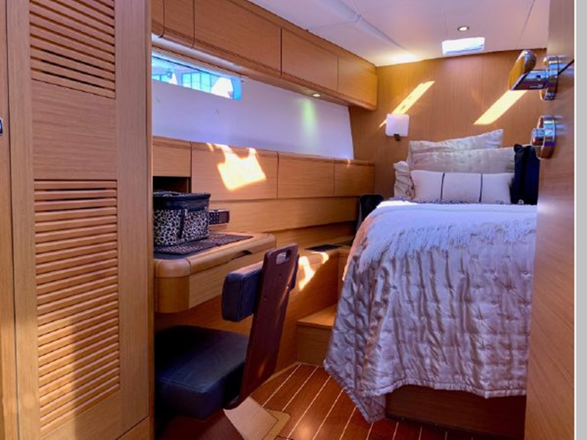 2013 JEANNEAU 57 Cruising Sailboat 2591446