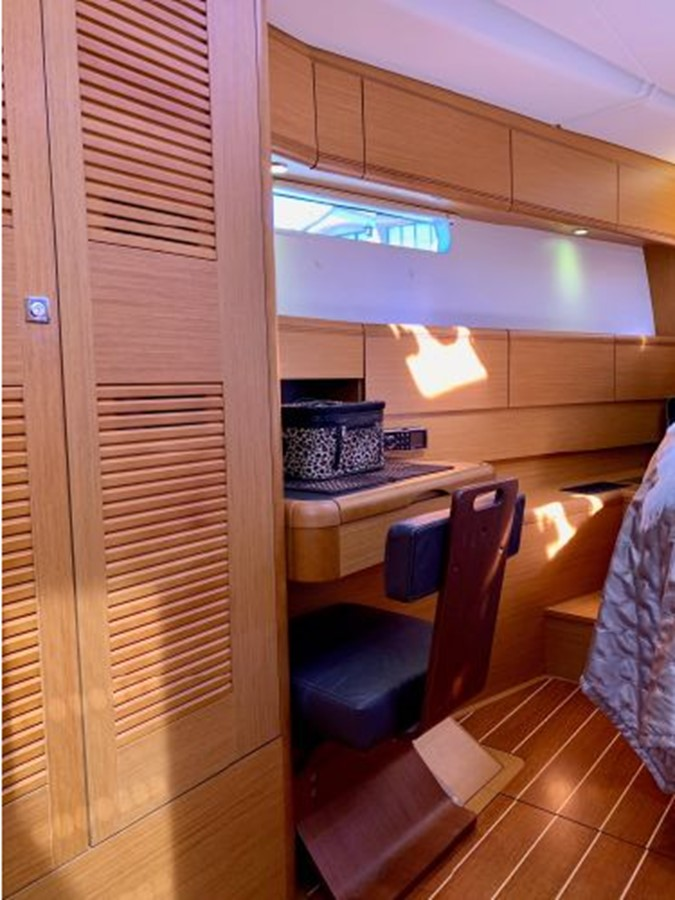 2013 JEANNEAU 57 Cruising Sailboat 2591447