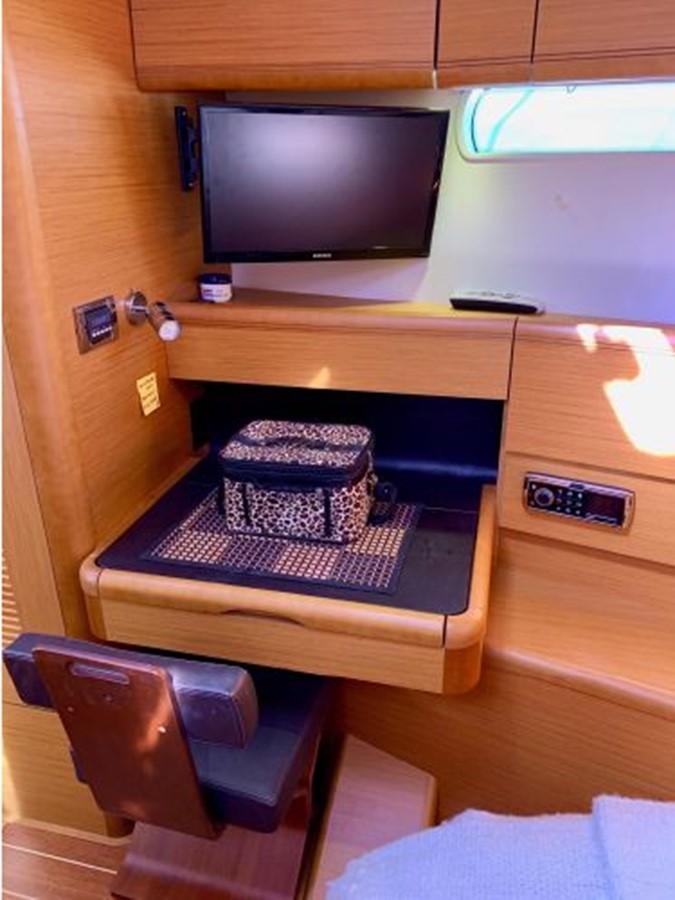 2013 JEANNEAU 57 Cruising Sailboat 2591448