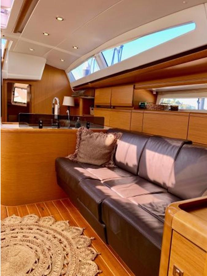 2013 JEANNEAU 57 Cruising Sailboat 2591458