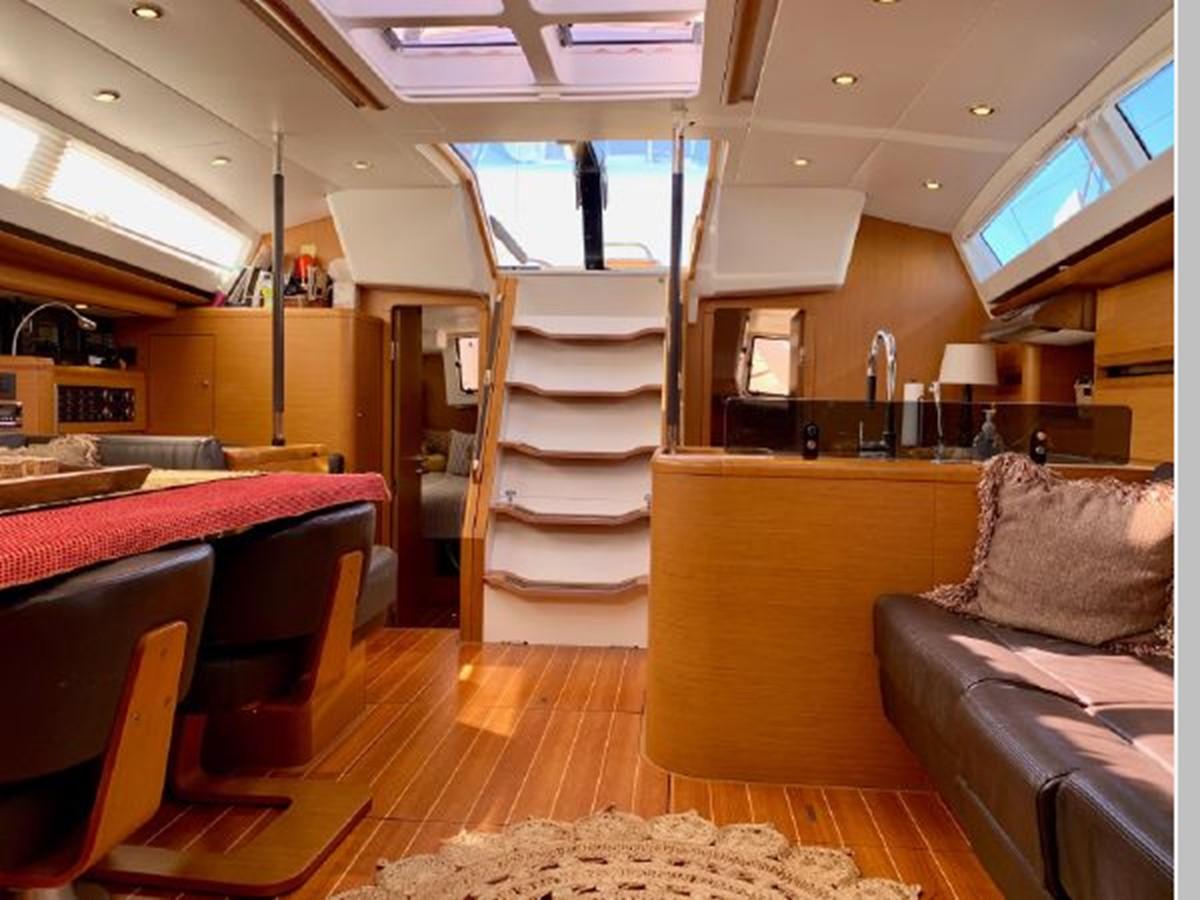 2013 JEANNEAU 57 Cruising Sailboat 2591459