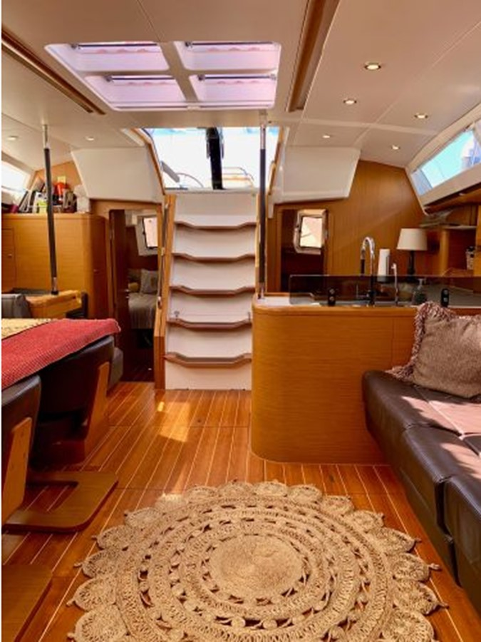 2013 JEANNEAU 57 Cruising Sailboat 2591461