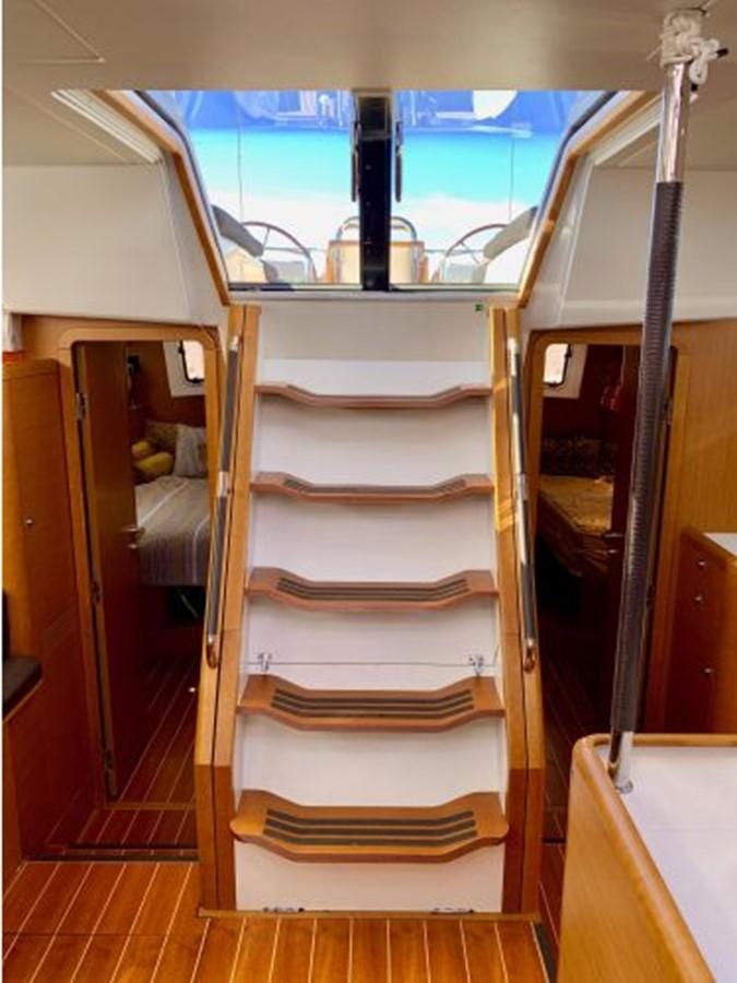 2013 JEANNEAU 57 Cruising Sailboat 2591462