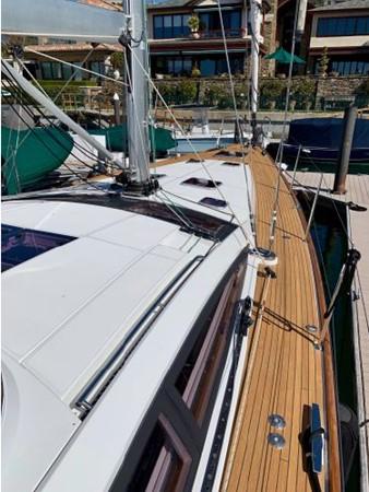 2013 JEANNEAU 57 Cruising Sailboat 2591380