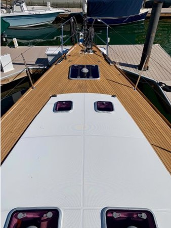 2013 JEANNEAU 57 Cruising Sailboat 2591381