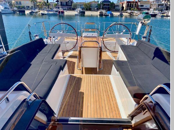 2013 JEANNEAU 57 Cruising Sailboat 2591387