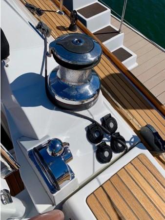 2013 JEANNEAU 57 Cruising Sailboat 2591402