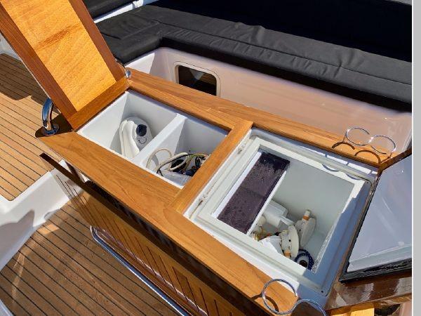 2013 JEANNEAU 57 Cruising Sailboat 2591410