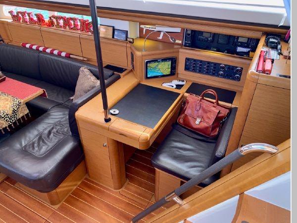 2013 JEANNEAU 57 Cruising Sailboat 2591417