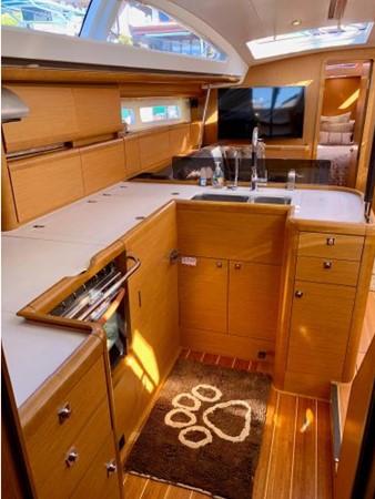 2013 JEANNEAU 57 Cruising Sailboat 2591437