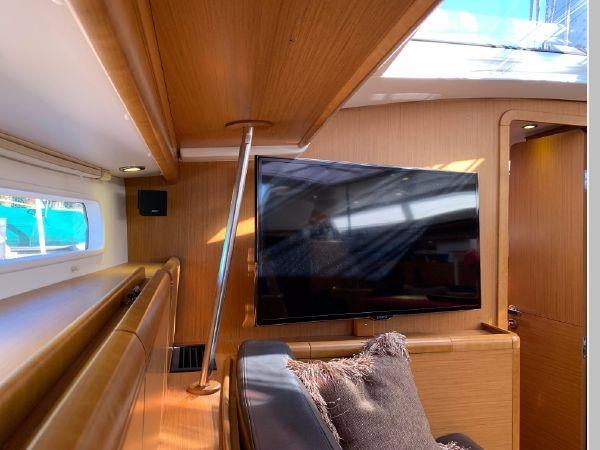 2013 JEANNEAU 57 Cruising Sailboat 2591444
