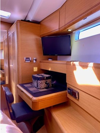 2013 JEANNEAU 57 Cruising Sailboat 2591457