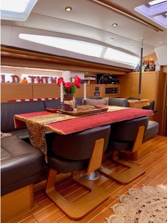 2013 JEANNEAU 57 Cruising Sailboat 2591460