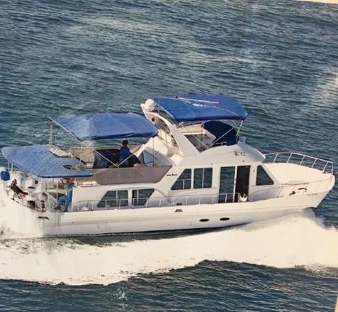 2008 HOLIDAY MANSION Cruiser Houseboat 2591476