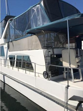 2008 HOLIDAY MANSION Cruiser Houseboat 2591482