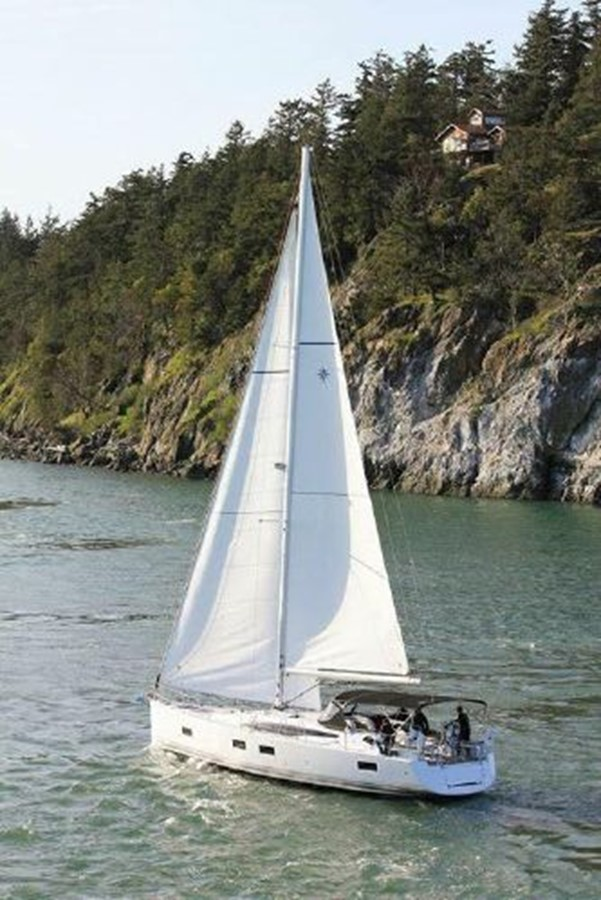2016 JEANNEAU 54 Cruising Sailboat 2591529