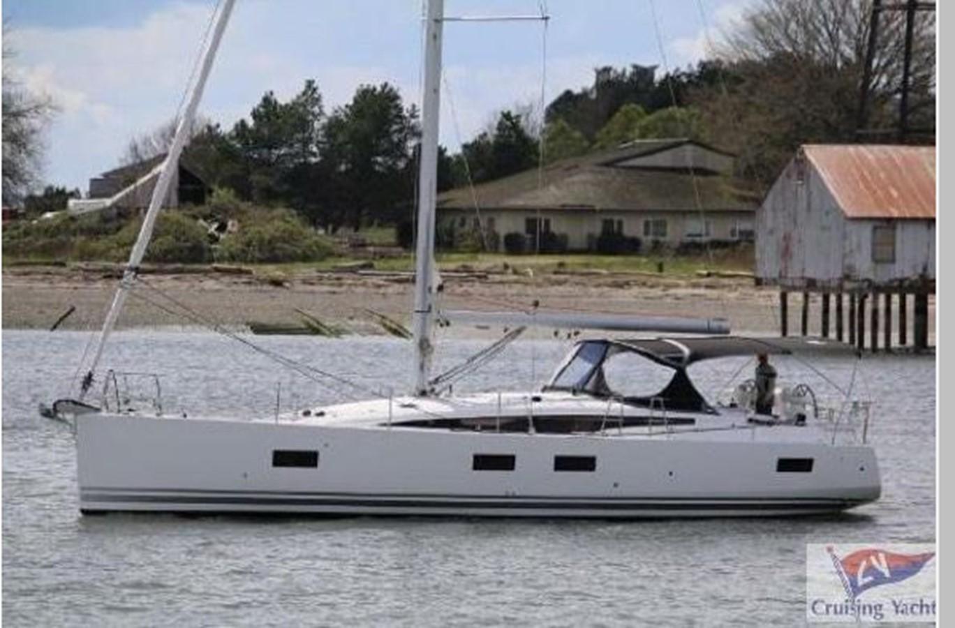 2016 JEANNEAU 54 Cruising Sailboat 2591530