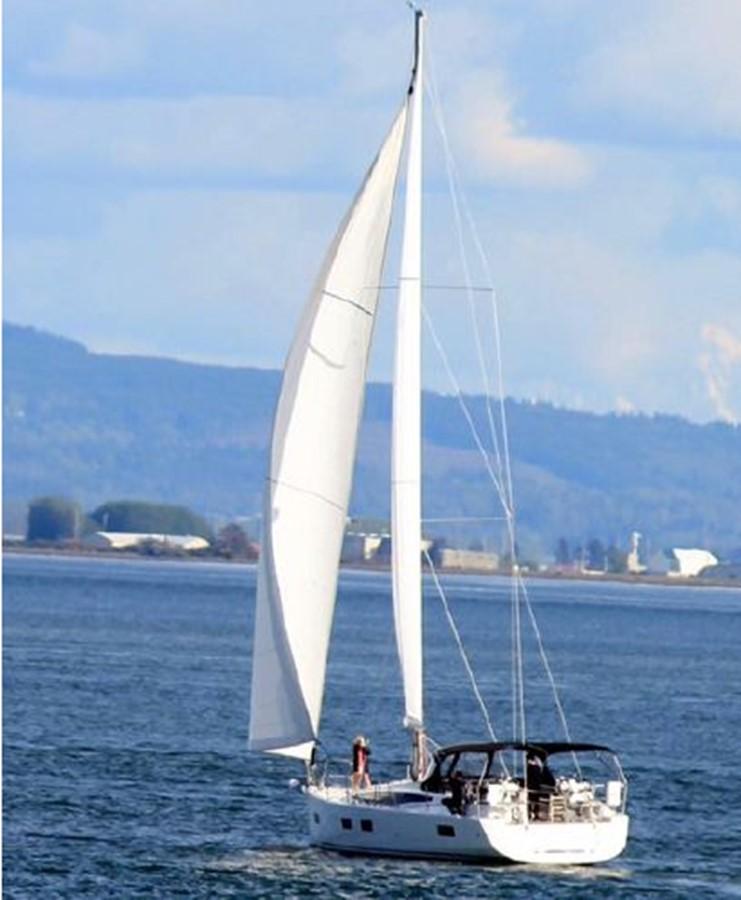 2016 JEANNEAU 54 Cruising Sailboat 2591531