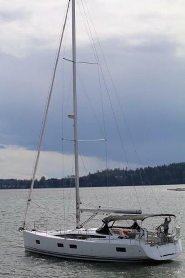 2016 JEANNEAU 54 Cruising Sailboat 2591532