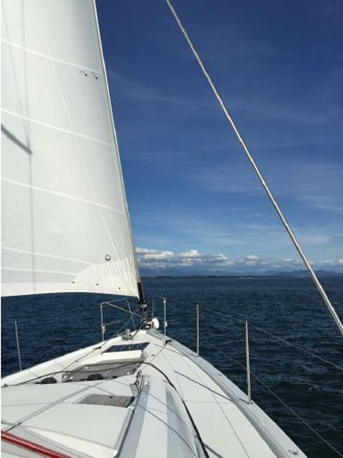 2016 JEANNEAU 54 Cruising Sailboat 2591533
