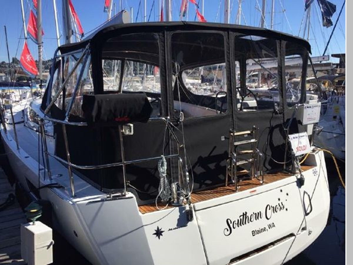 2016 JEANNEAU 54 Cruising Sailboat 2591535