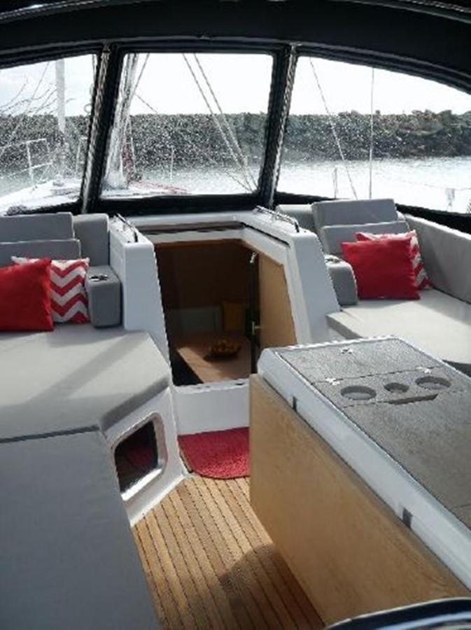 2016 JEANNEAU 54 Cruising Sailboat 2591540