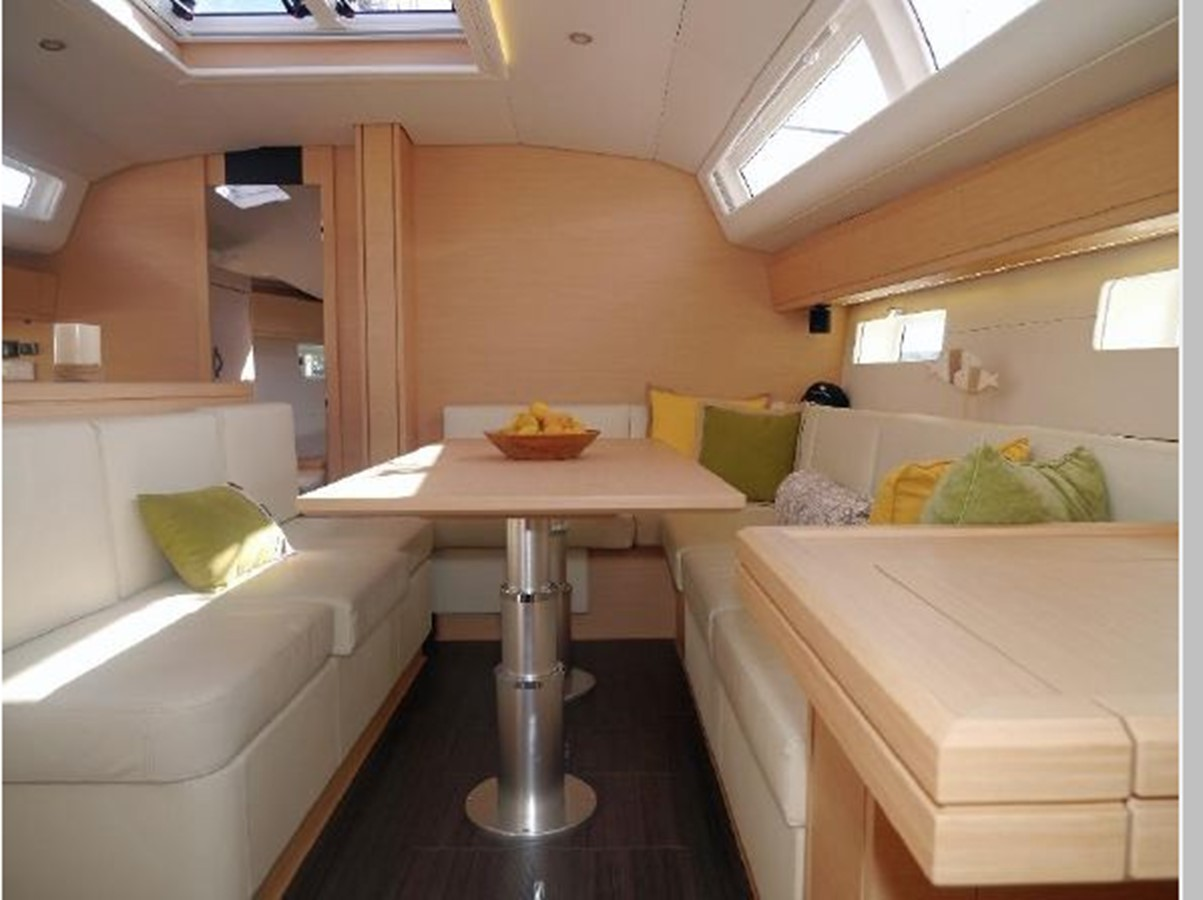 2016 JEANNEAU 54 Cruising Sailboat 2591550