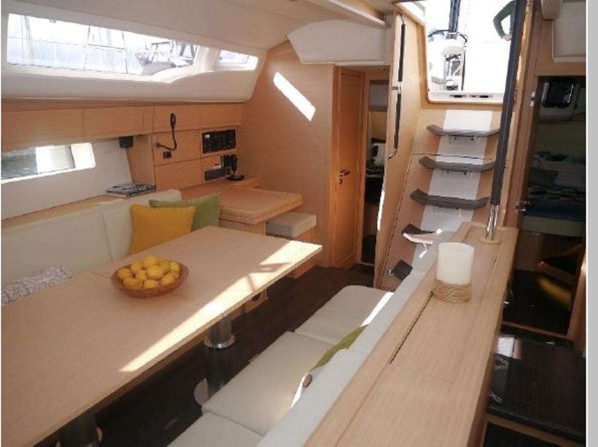 2016 JEANNEAU 54 Cruising Sailboat 2591551