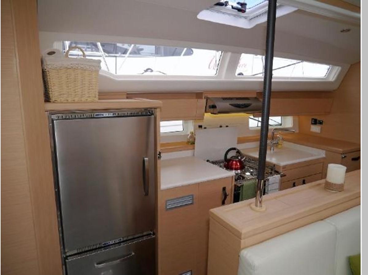 2016 JEANNEAU 54 Cruising Sailboat 2591560