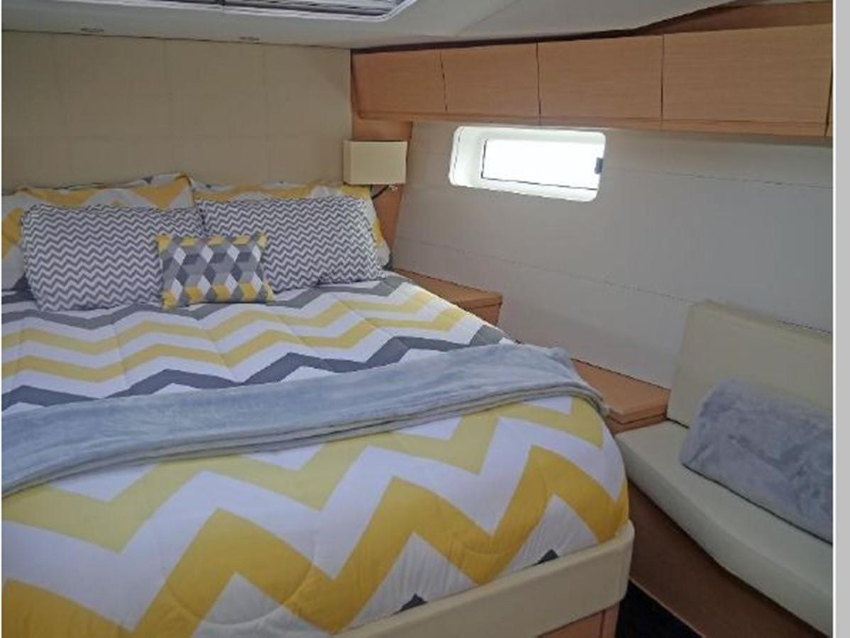 2016 JEANNEAU 54 Cruising Sailboat 2591568