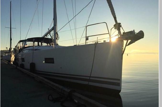 2016 JEANNEAU 54 Cruising Sailboat 2591534