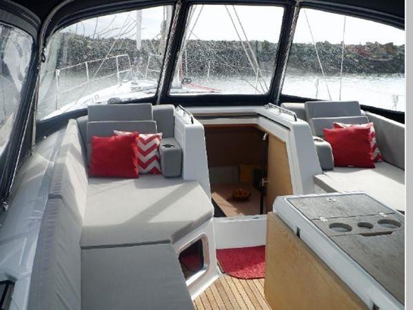 2016 JEANNEAU 54 Cruising Sailboat 2591541