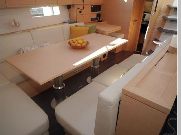 2016 JEANNEAU 54 Cruising Sailboat 2591548