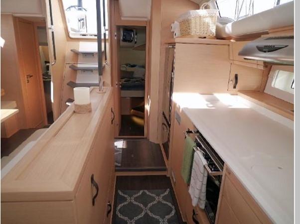 2016 JEANNEAU 54 Cruising Sailboat 2591554
