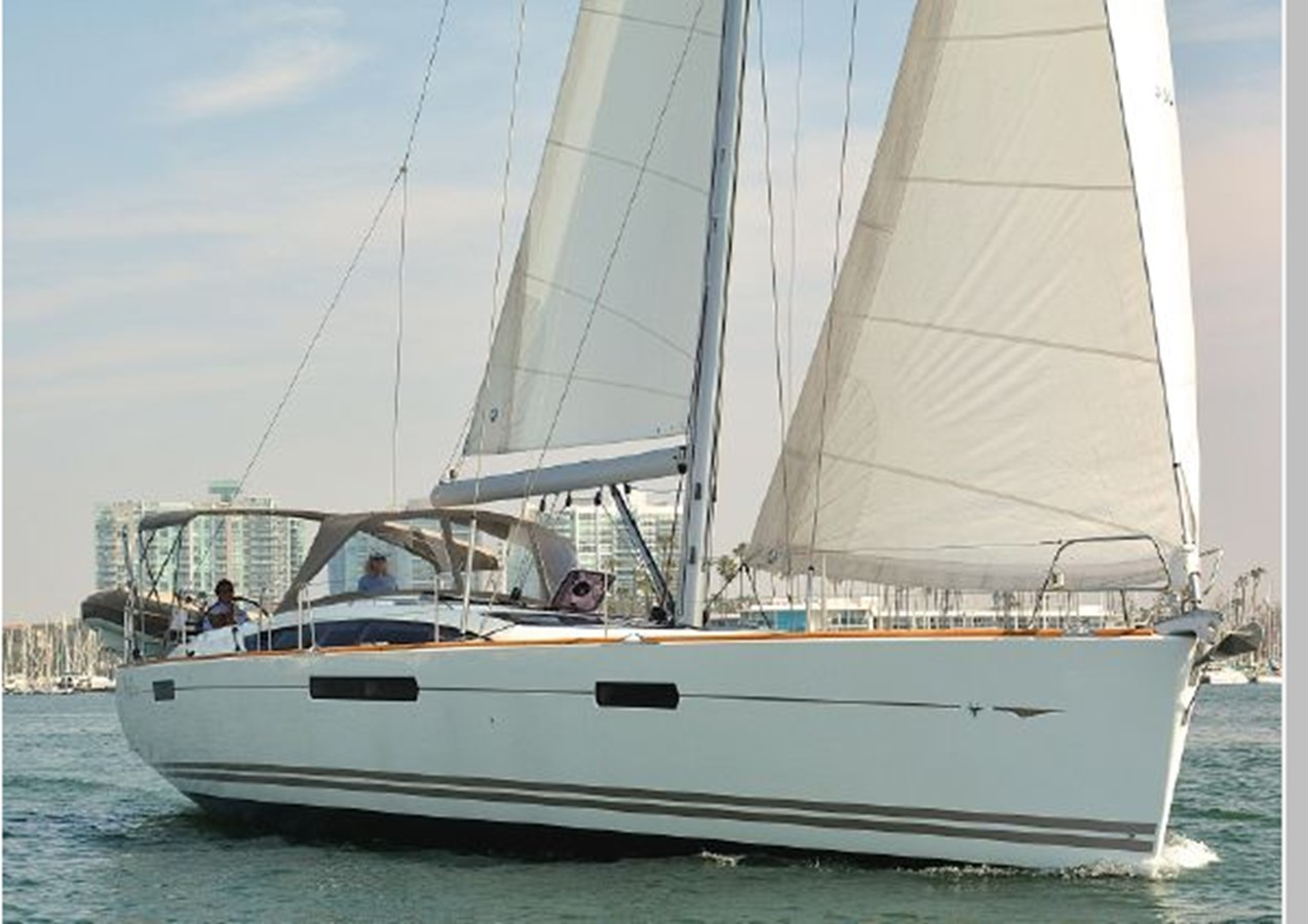 2011 JEANNEAU 53 Cruising Sailboat 2591585