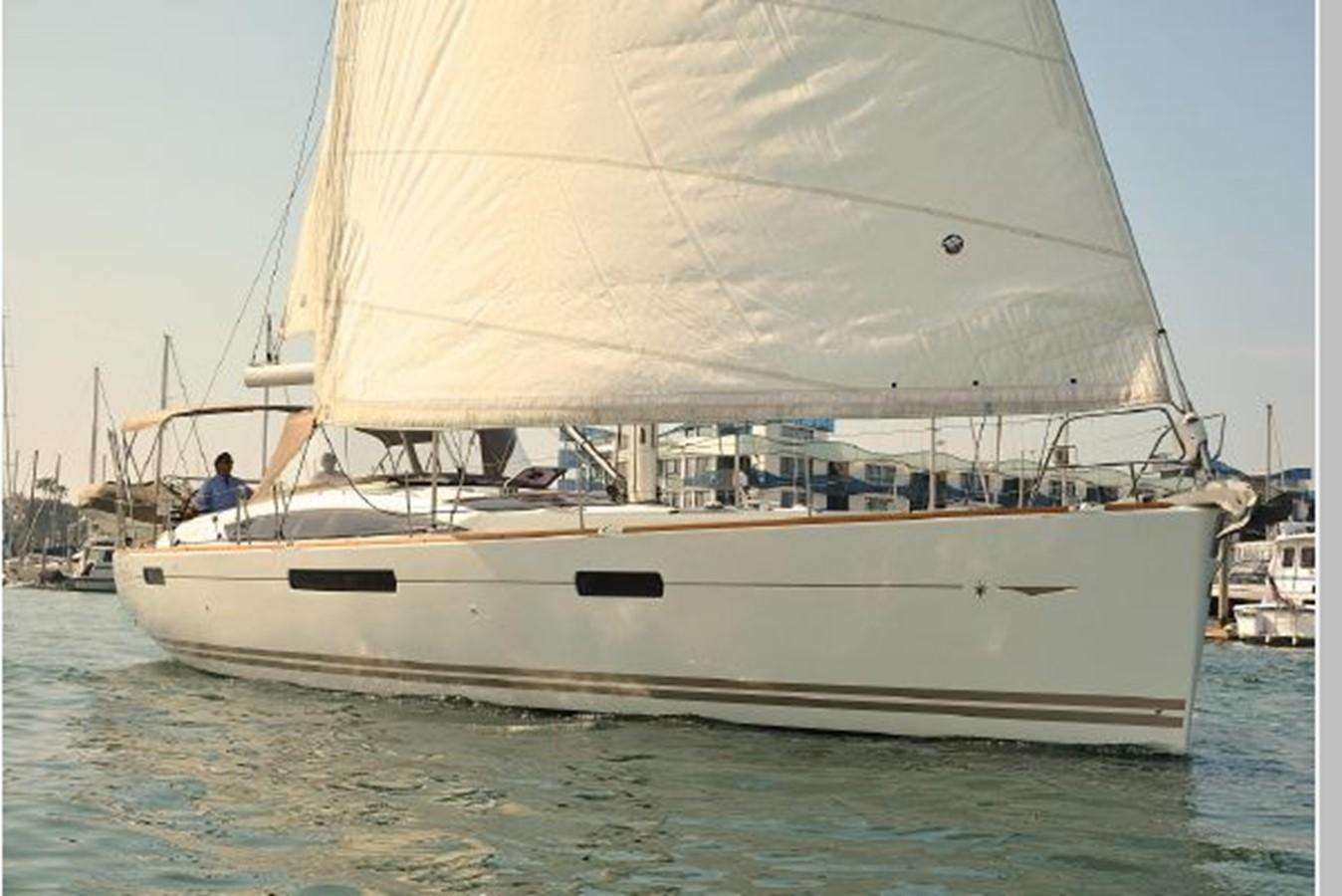2011 JEANNEAU 53 Cruising Sailboat 2591588