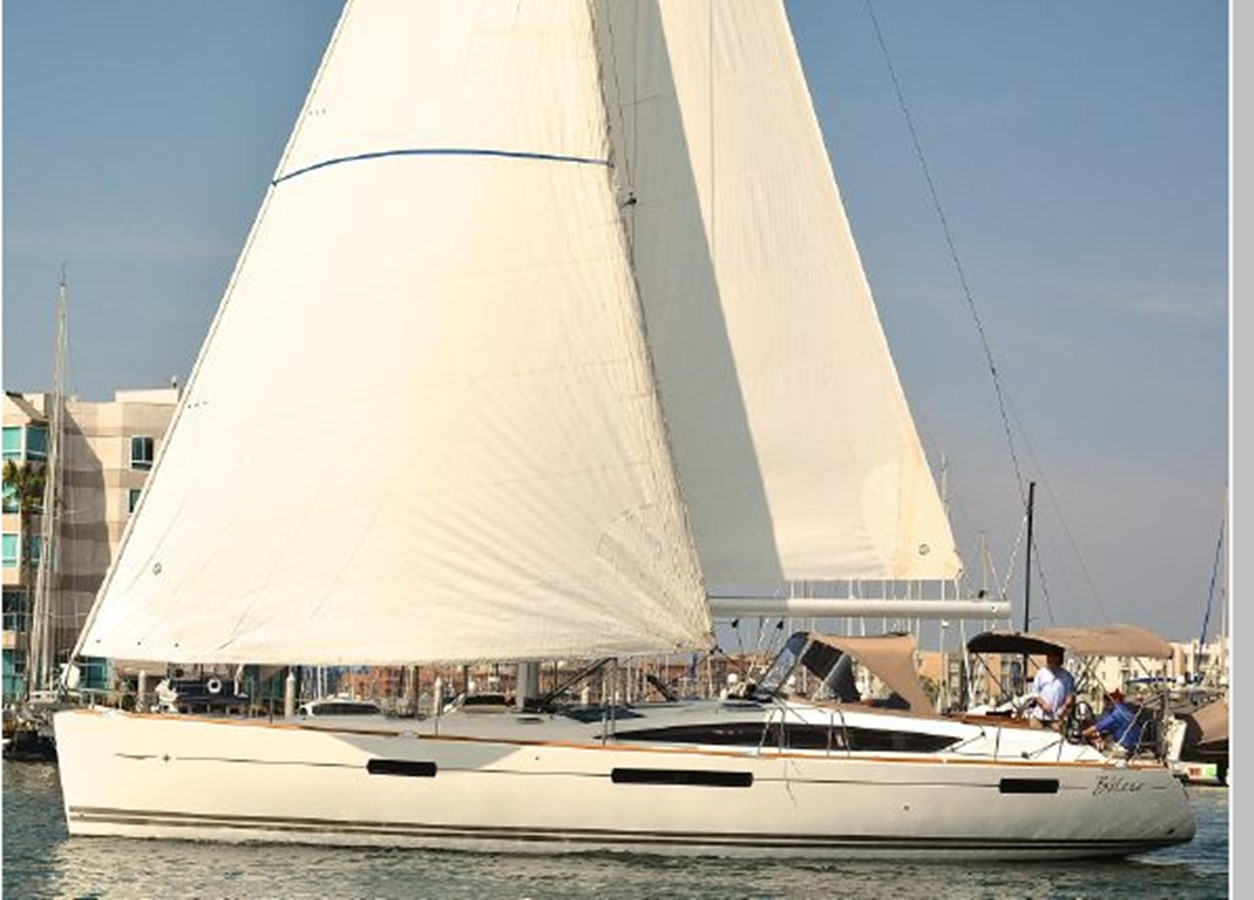 2011 JEANNEAU 53 Cruising Sailboat 2591590