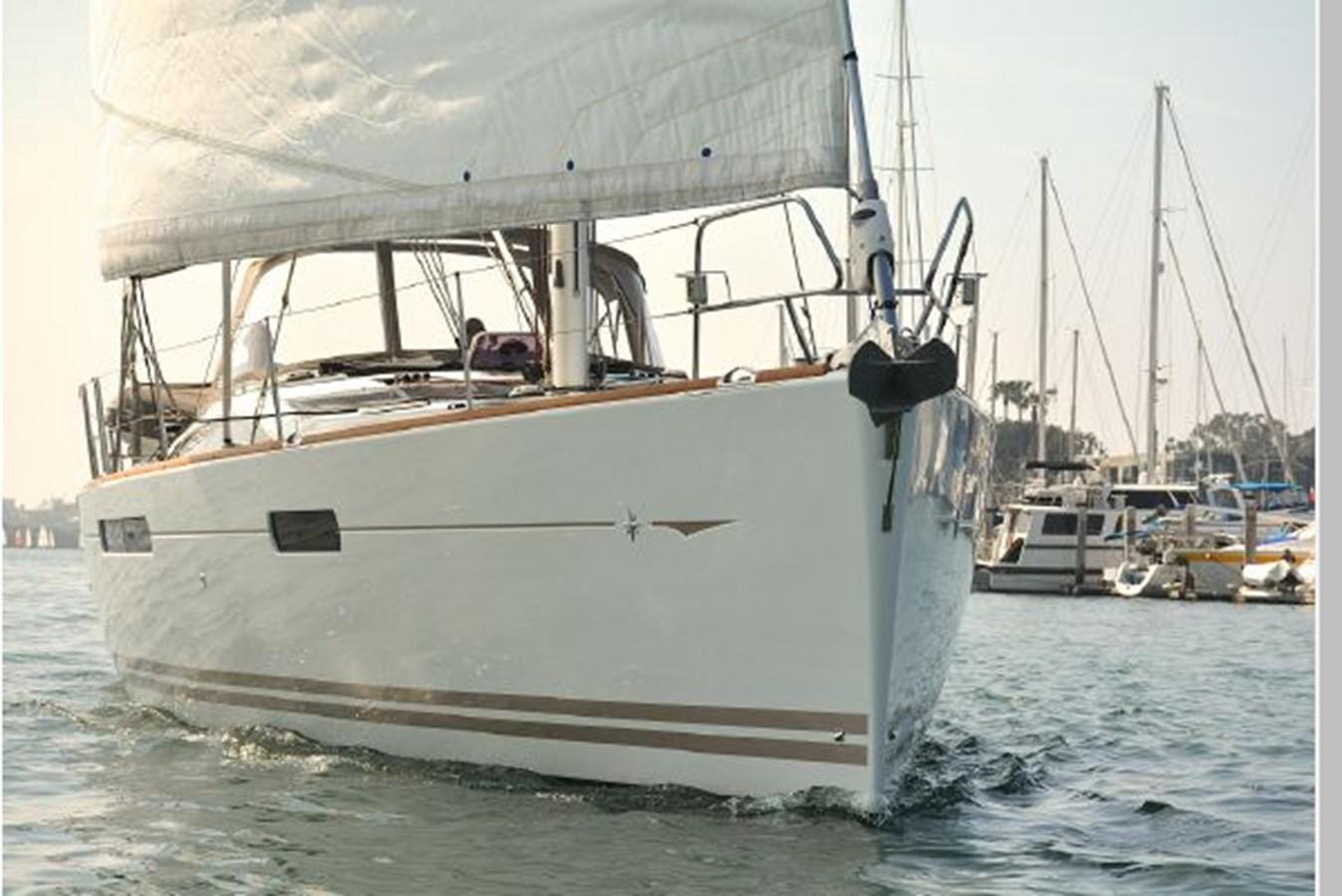 2011 JEANNEAU 53 Cruising Sailboat 2591592