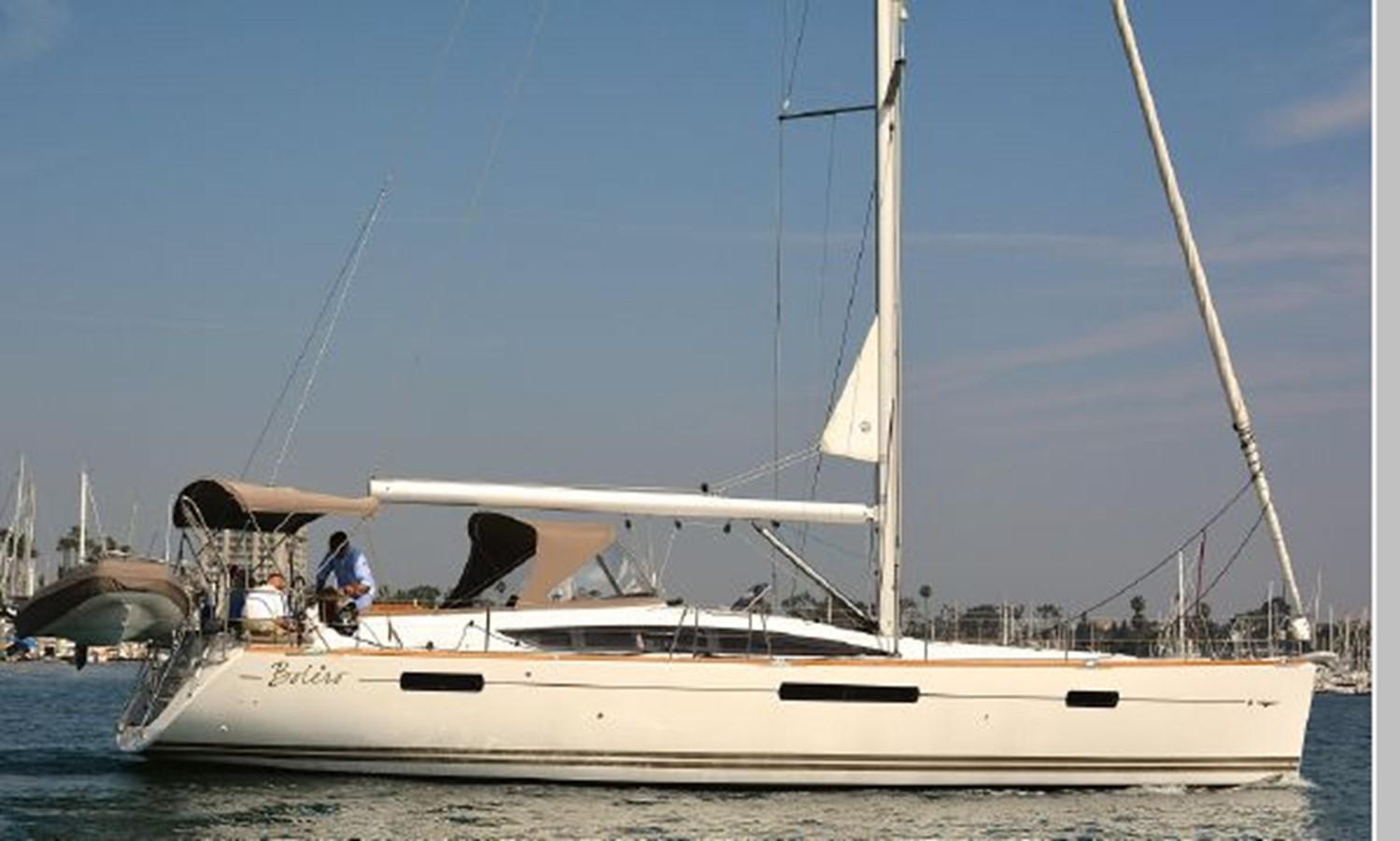 2011 JEANNEAU 53 Cruising Sailboat 2591594