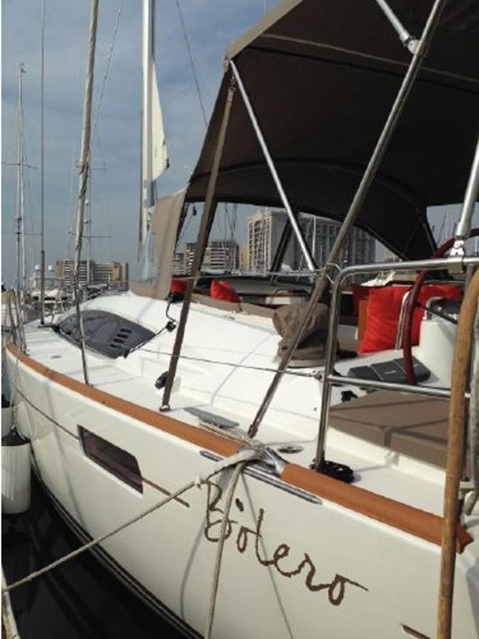 2011 JEANNEAU 53 Cruising Sailboat 2591600