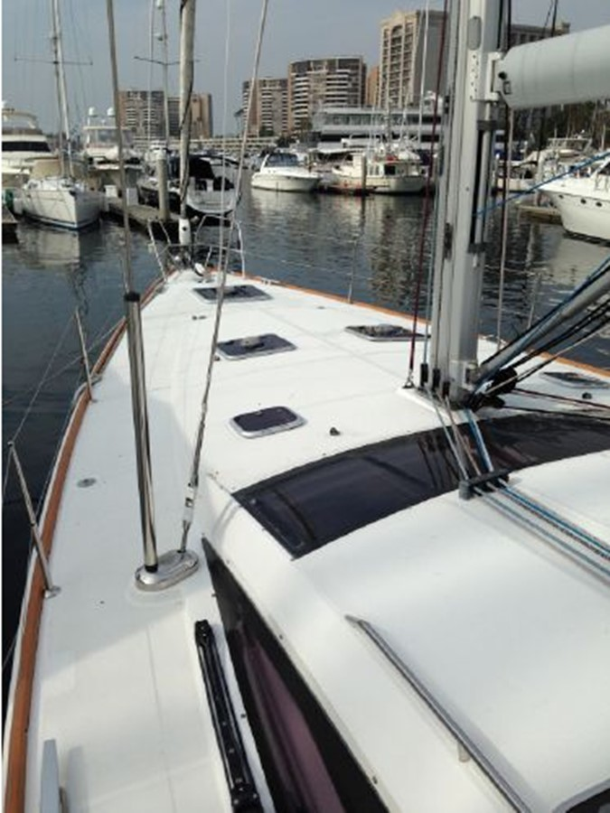 2011 JEANNEAU 53 Cruising Sailboat 2591604