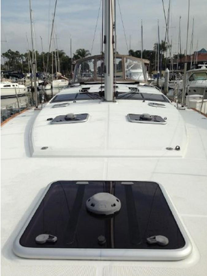 2011 JEANNEAU 53 Cruising Sailboat 2591612
