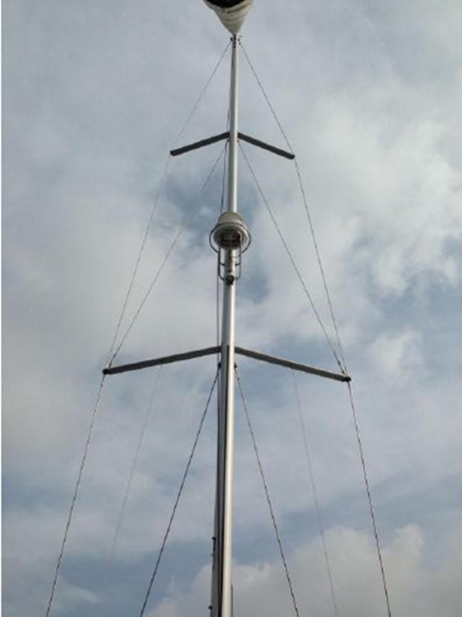 2011 JEANNEAU 53 Cruising Sailboat 2591614