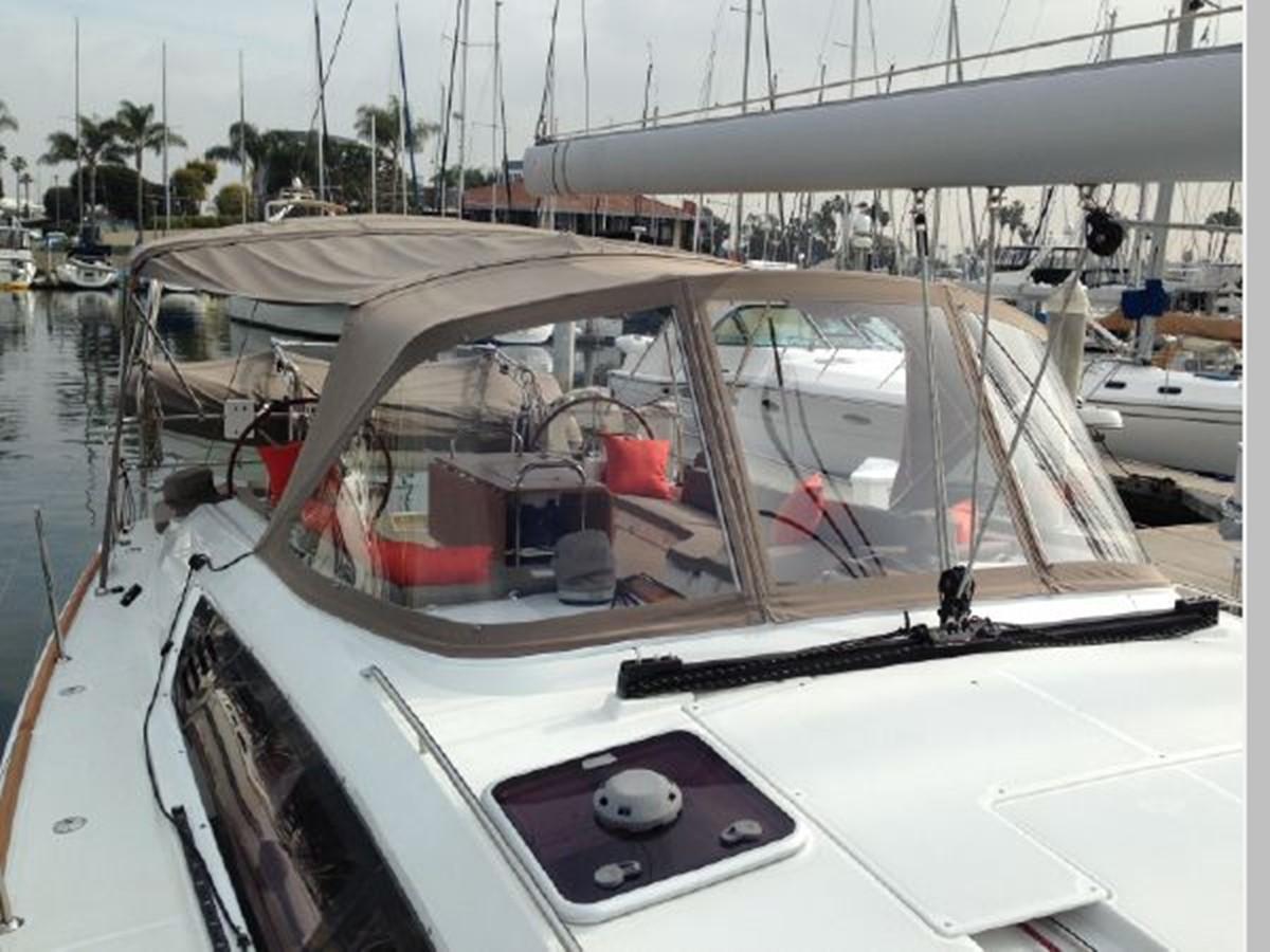 2011 JEANNEAU 53 Cruising Sailboat 2591616