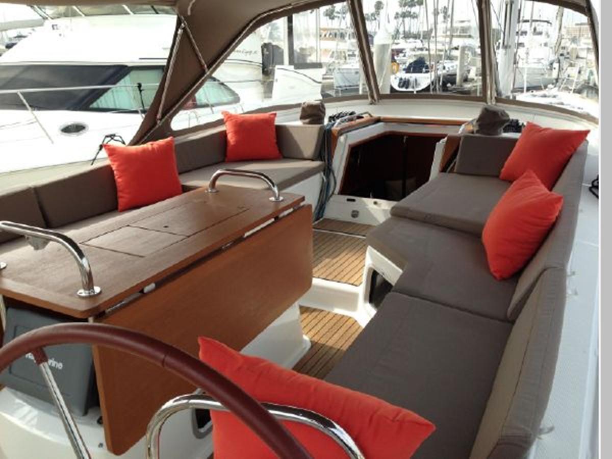 2011 JEANNEAU 53 Cruising Sailboat 2591619