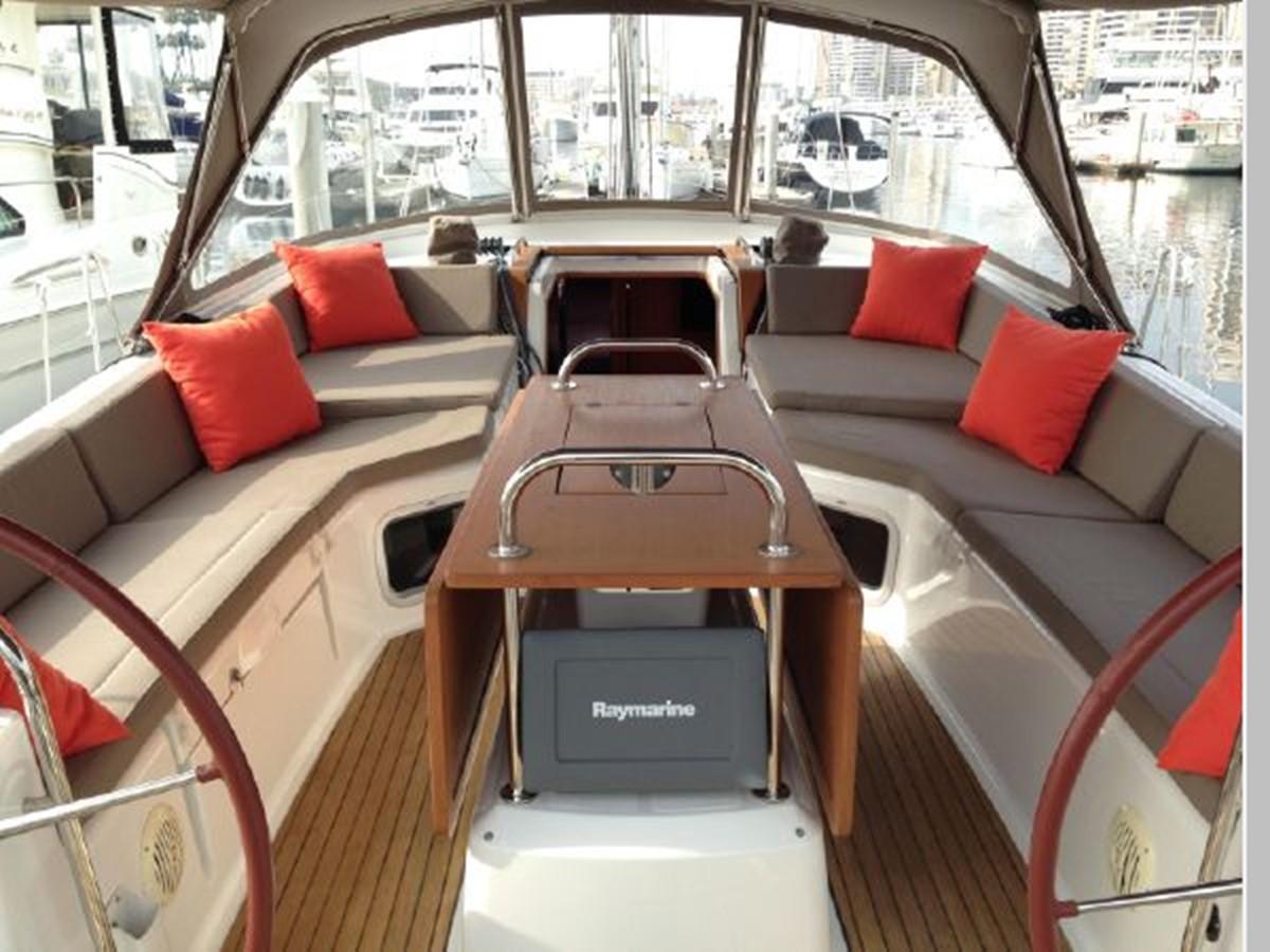 2011 JEANNEAU 53 Cruising Sailboat 2591620