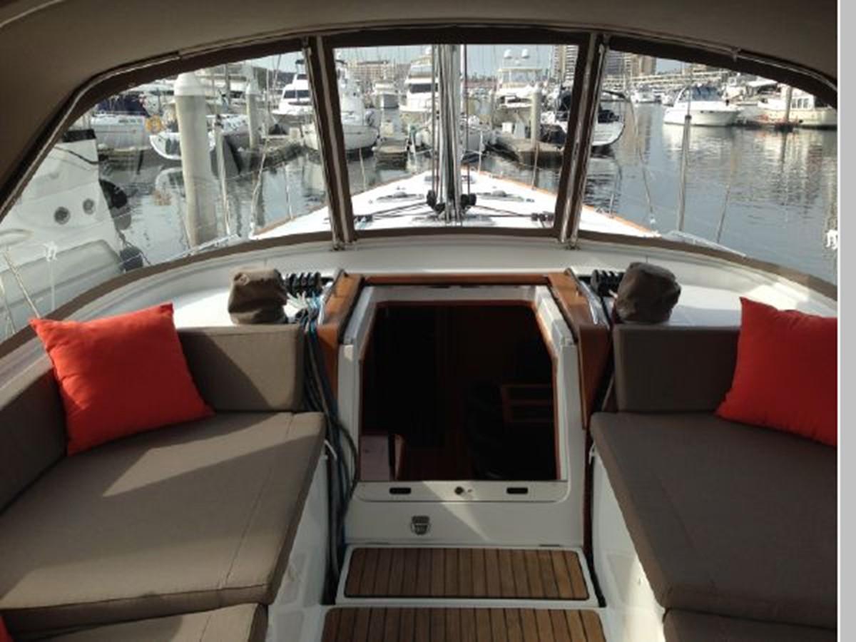 2011 JEANNEAU 53 Cruising Sailboat 2591633
