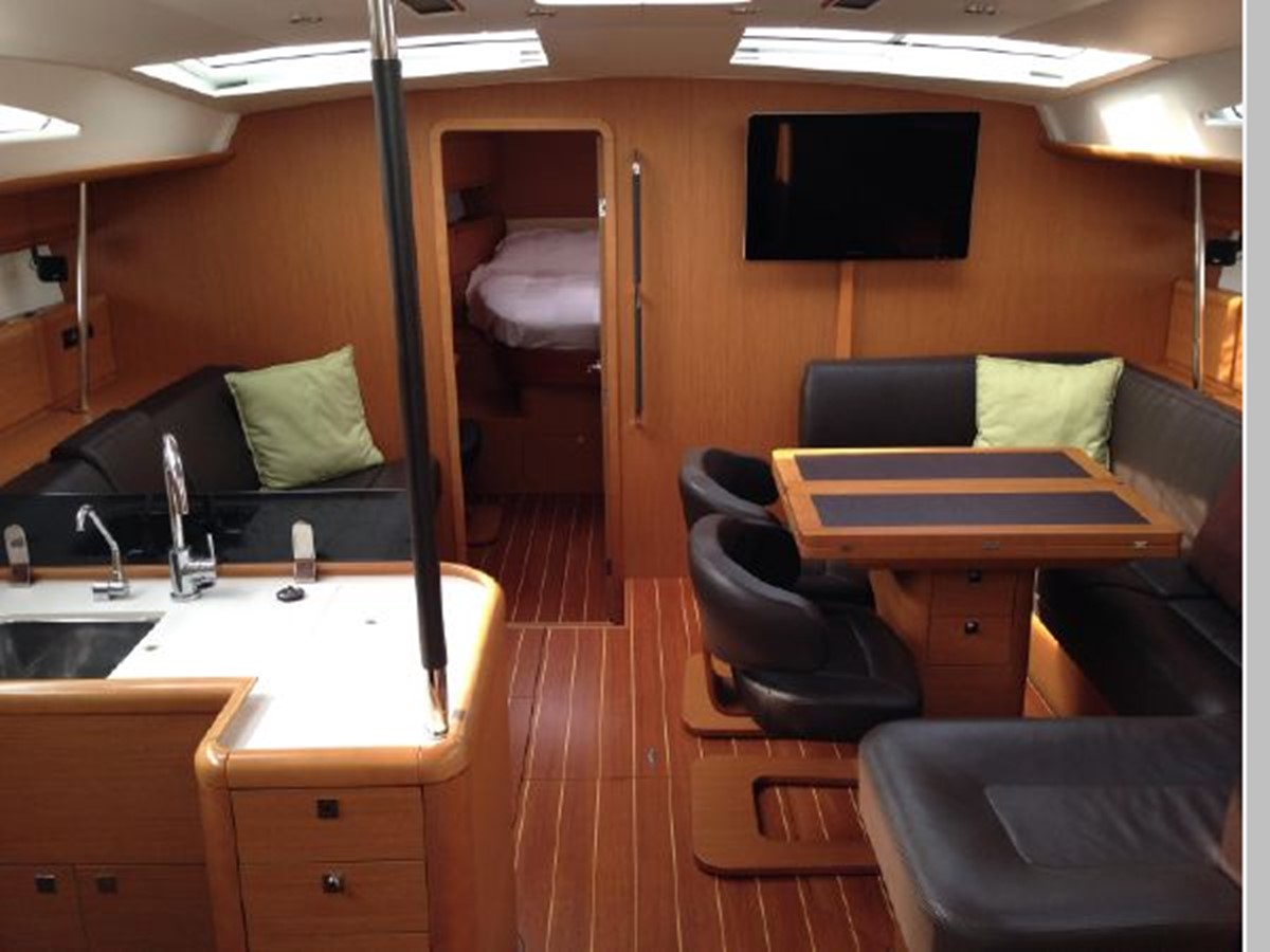 2011 JEANNEAU 53 Cruising Sailboat 2591638