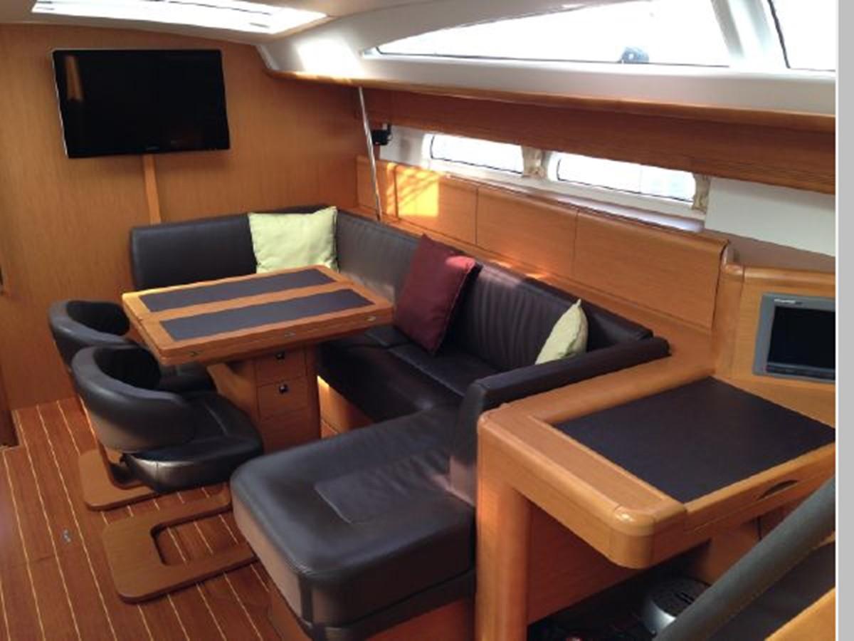 2011 JEANNEAU 53 Cruising Sailboat 2591639