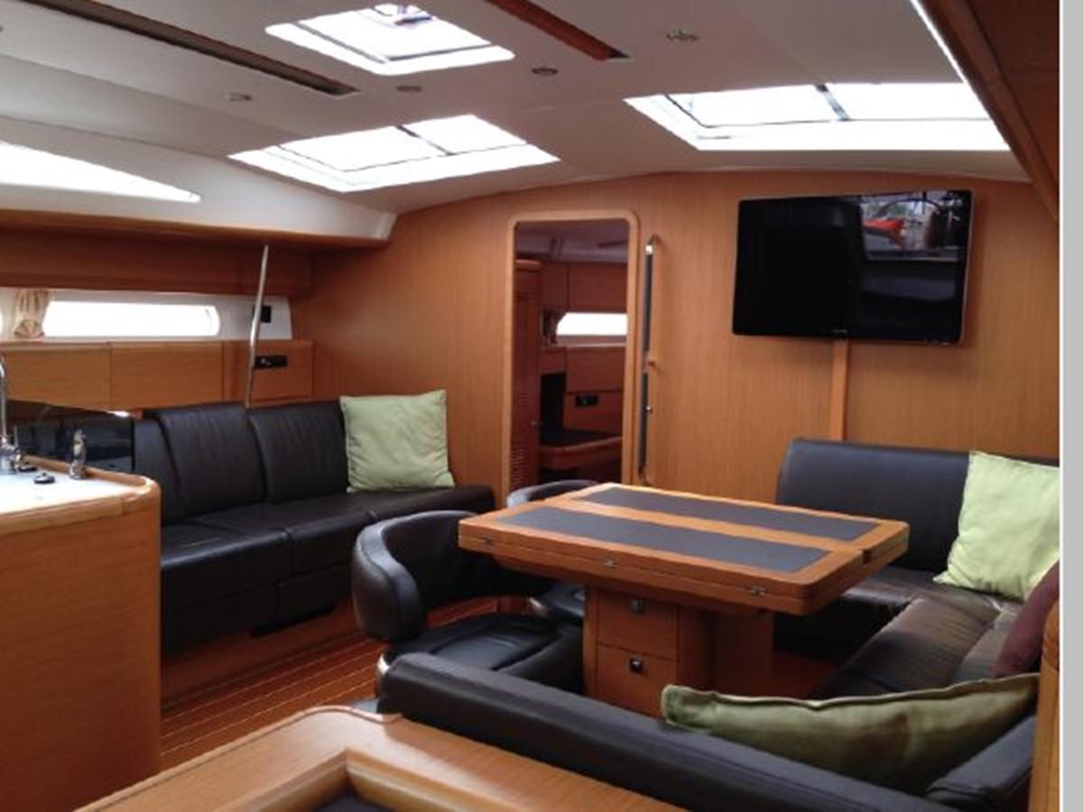 2011 JEANNEAU 53 Cruising Sailboat 2591659